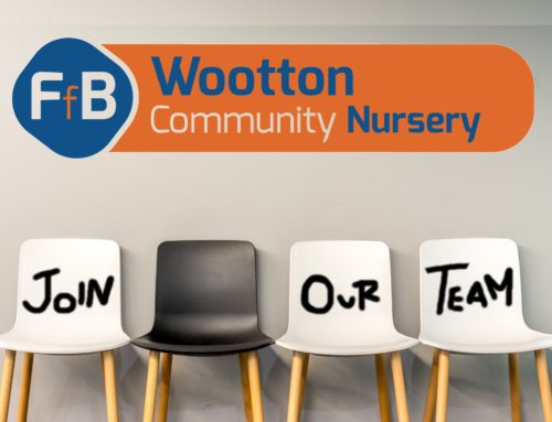 Lunchtime Supervisor Vacancies at Wootton Community Nursery