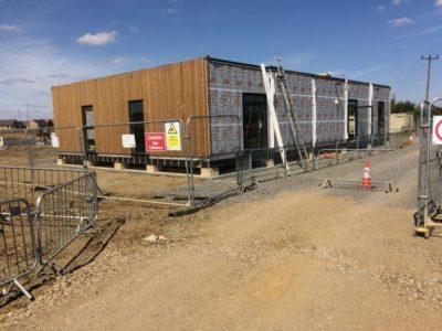 Wootton Community Nursery has arrived!