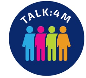 TALK:4M Crowdfunding Campagin